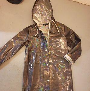 TopShop Holographic Jacket
